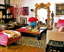 bohemian chic style decor