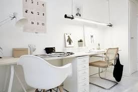 cool office furniture ideas interior designs along with white paint wall and bright lighting also wooden bright office room interior