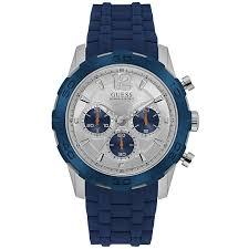 guess caliber chronograph mens watch w0864g6