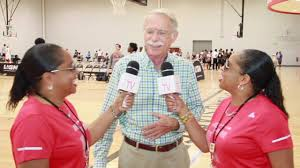 TwinSportsTV: Interview with Mr. James Naismith grandson of Dr. James  Naismith basketball Inventor - YouTube