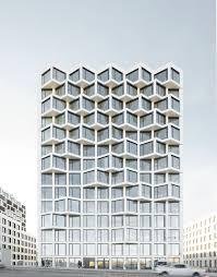 office facade. sharing friends wohnhochhuser in mnchen von allmann sattler wappner office facade