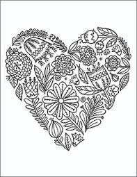 Download fun valentine coloring pages from hallmark artists. Free Printable Valentine S Day Coloring Pages Hallmark Ideas Inspiration