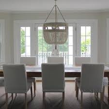 long plank dining table