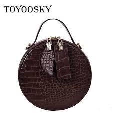 <b>TOYOOSKY</b> Famous Brand <b>Women's</b> Handbags Circular Fashion ...