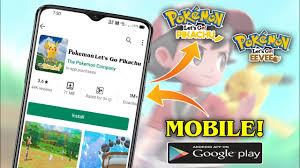 50MB] Pokemon Let's Go Pikachu APK+OBB Download For Android Highly  Compressed