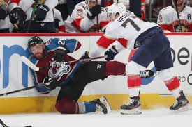 Colorado Avalanche Dumped 4 3 By Florida Panthers In