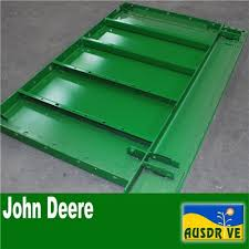 aftermarket sheet metal john deere feeder house floor aftermarket assembly suits 50 60 70
