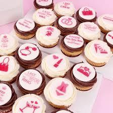 Mini Bachelorette Party Cupcakes Take A Cake