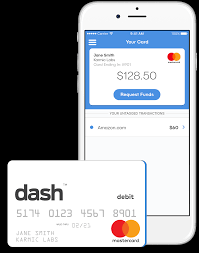 the dash prepaid mastercard makes it easy to keep your teams funded and mobile send spend review dash
