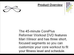 Gaiam Coreplus Reformer Review Youtube