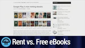 Rent A Book Online Free Free Alternative To Renting Ebooks From The Play Store
