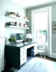 office floating shelves. Office Floating Shelves Design  Over Desk Chic . H