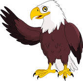 Image result for eagle clipart