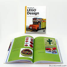 The Art Of Lego Design Book The Art Of Lego Deisgn Jordan Schwartzs Book The Art Of L