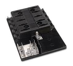 bussmann 15600 10 21 10 gang fuse block 15600 10 21 fuse block