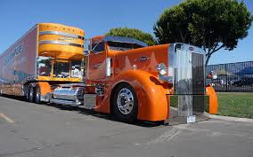 peterbilt truck hd wallpaper