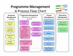Project Management Flow Chart Pdf 76 Valid Project Management Flow