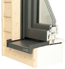 Wdvs Wärmedämmverbundsystem Aluminium Fensterbanksystem