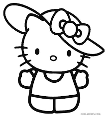 How about to print and color this amazing hello kitty coloring sheet? Free Printable Hello Kitty Coloring Pages For Pages Cool2bkids Hello Kitty Coloring Kitty Coloring Hello Kitty Drawing