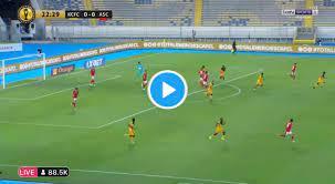 نهائي دوري أبطال إفريقيا مباراة الأهلي وكايزر تشيفز - شبكة فيرال