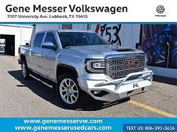 Used GMC Sierra 1500 for Sale in Lubbock, TX (with Photos ...