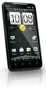 all htc phones for sprint. htc evo 4g android smartphone with bluetooth and wifi for sprint - black all htc phones e