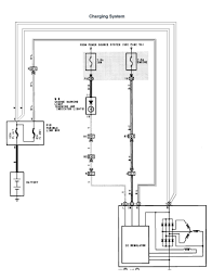 uzfe alternator wiring diagram uzfe wiring diagrams charging system page 001 uzfe alternator wiring diagram