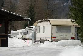 Winterruhe Für Wohnmobile Und Wohnwagen Blitzeblank Und Gut