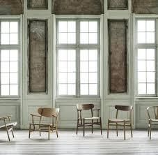 Kultmöbel Dänischen Designs Sind Stühle Von Carl Hansen