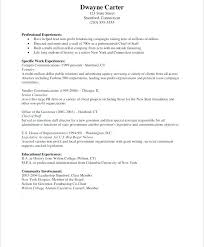 Resume Highlights Magnificent 28highlights In Resume Proposal Agenda