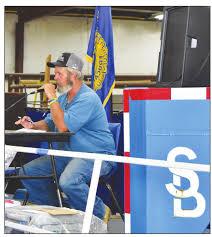 FFA auction vital to Bluff chapter | The Sulphur Springs News-Telegram