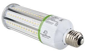 Light Bulb 20 Watt 20 Watt Led Bulb Standard E26 Base 2 400 Lumen Led Corn Light Bulb 4000k