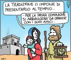 Commento al Vangelo del 2 Febbraio 2020 - don Giovanni Berti ...