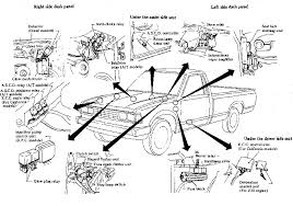 1984 nissan 300zx wiring diagram images caption 1984 nissan 300zx nissan pickup wiring diagram besides hardbody