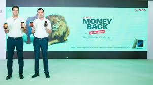 lava announces money back challenge z series smartphones all you  lava lava z60 lava z70 lava z80 lava z90 lava money
