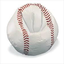 creative decoration baseball bean bag chair funky find sports vinyl baseball bean bag chair the ideal