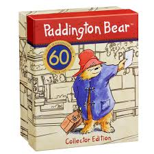 paddington bear 60th anniversary gift boxed paddington zoom