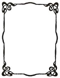 simple frame border. Simple Frame Border Clipart