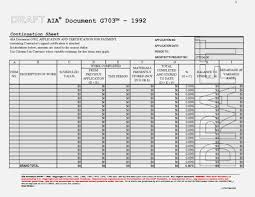 Excel Resume Examples Aia Form G702 G15 Excel Resume Examples Ndash And G703 Forms