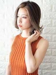 ミディアム デート 大人可愛い オフィスnoine Noine斉藤 正敏