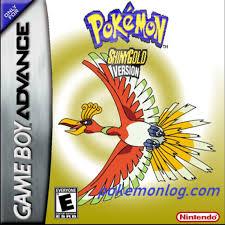 Pokemon Shiny Gold GBA ROM Free Download