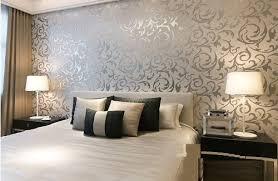 Luxury Bedroom Decorating Magnificent Bedroom Wallpaper Decorating Ideas