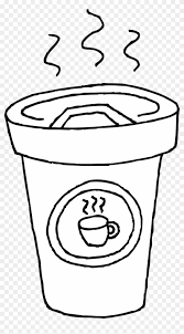 Mug Coloring Page Pages In Hot Chocolate Dapmalaysiainfo