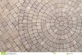 patio pavers patterns. Circle Design Pattern In Patio Paving Stock Photo Image Pavers Patterns