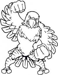 Small Picture Philadelphia Eagles Birthday Invitation Template Coloring