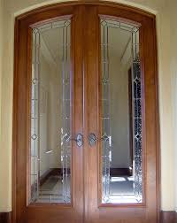 appealing front door with beveled glass ideas exterior ideas 3d