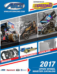 Afco Shock Chart Afco Open Wheel Pages 1 50 Text Version Pubhtml5