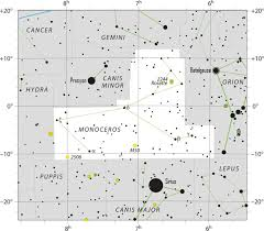Unicorn Star Chart See The Unicorn On Dark January Nights Tonight Earthsky