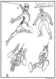27 Best Spiderman Coloring Pages Free Online Images Coloring Books