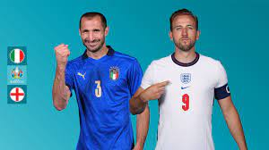 Italy vs England UEFA EURO 2020 final ...
